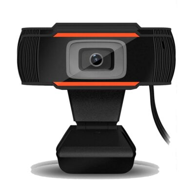 WebCam Full HD 1080p Hi-Speed USB 2.0